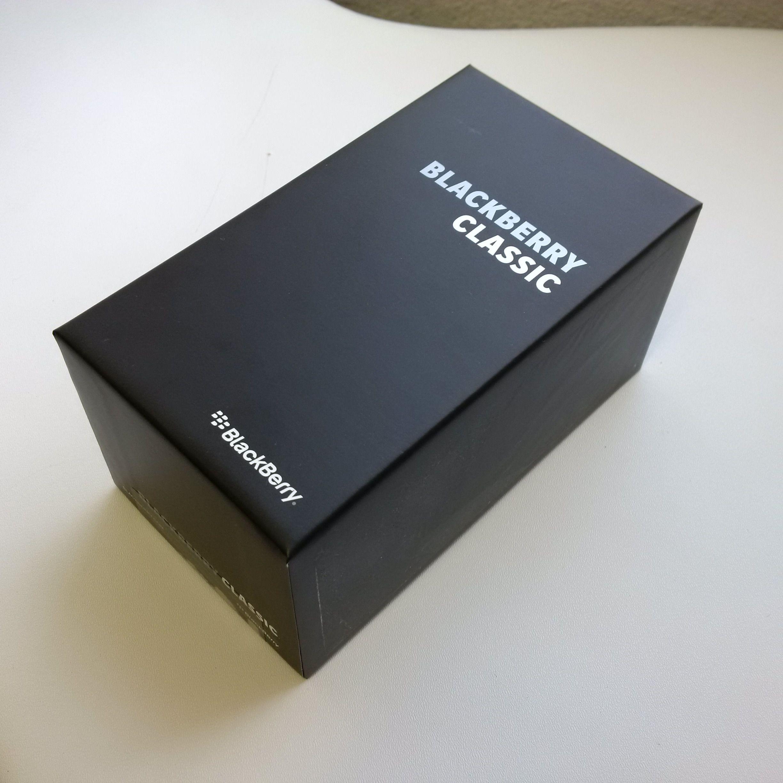 BlackBerry Classicカメラ3