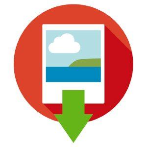 Androidのブラウザから画像をダウンロードする方法