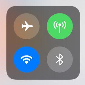 iOS11でカスタマイズ可能になった新コントロールセンター