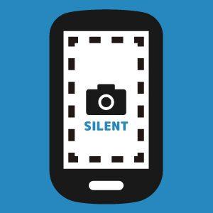 iPhoneでスクリーンショットを無音で撮る方法