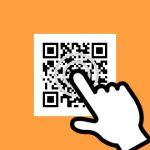【iPhone】Web上のQRコードは長押しするだけで読み取れる