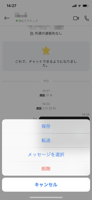 Skype通話録音7