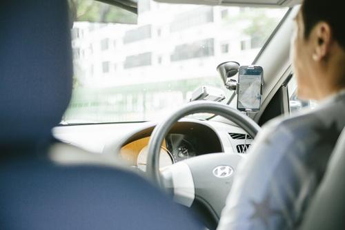 「限界突破WiFi」タクシードライバー3
